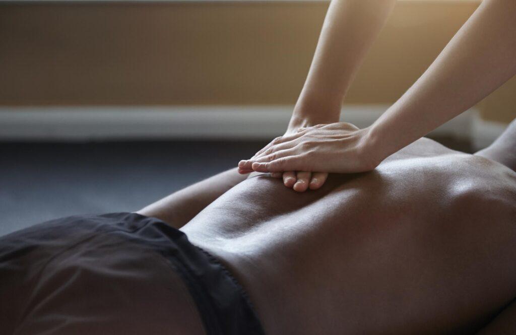 spor masajı