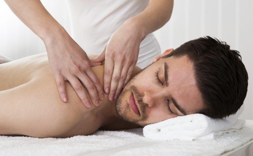 Evde masaj hizmeti